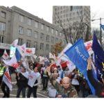 Manifestacja 18.10.2014