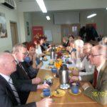 Spotkanie świąteczne z emerytami 16.12.2014